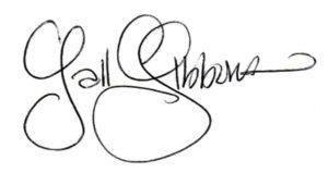 Gail Gibbons Signature