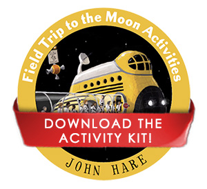 Field Trip to the Moon Activity Kit