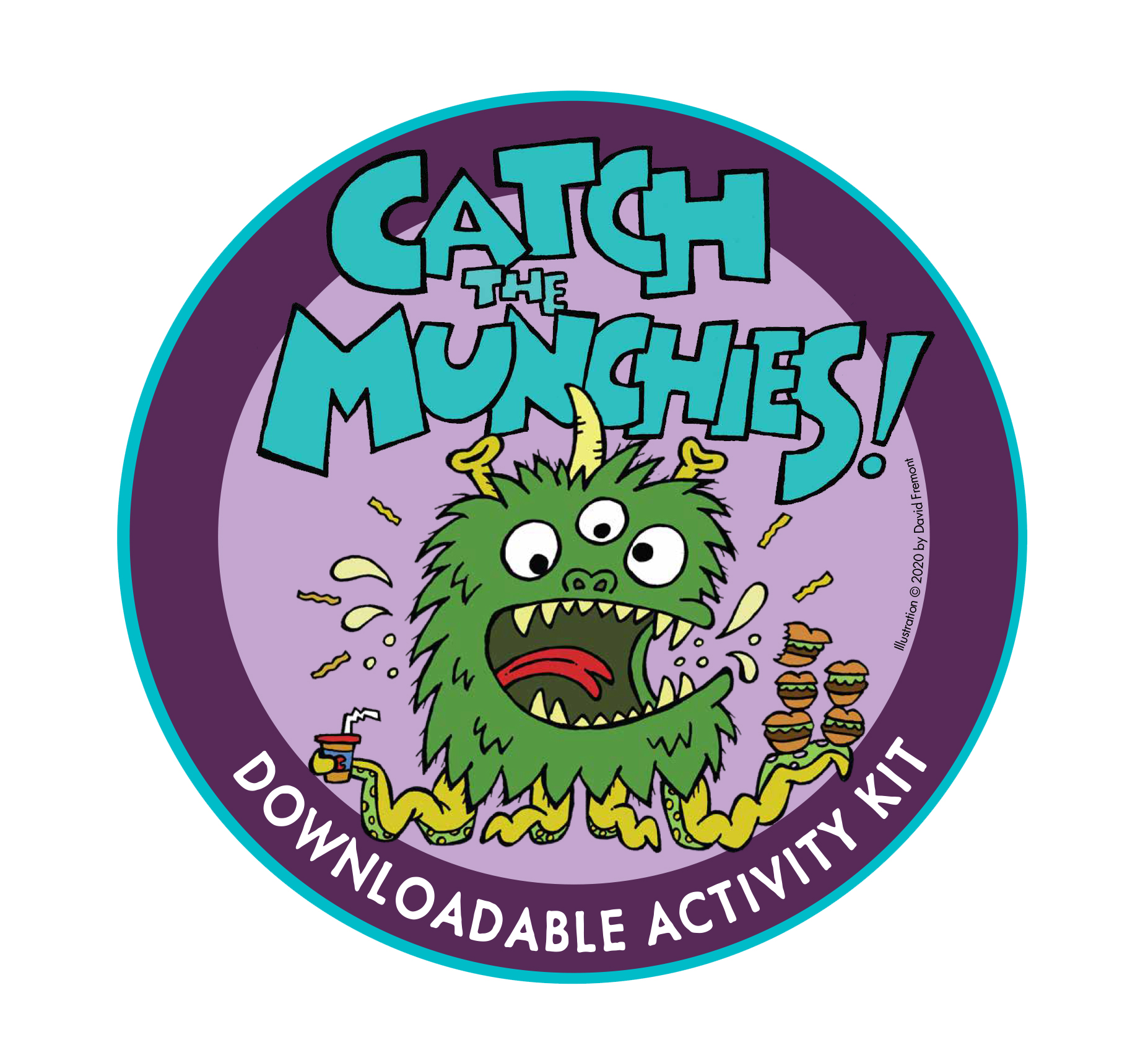 Catch the Munchies Activity Kit